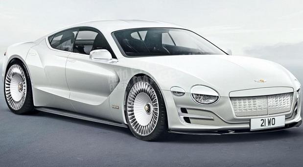 Bentley električni model pre 2025. godine