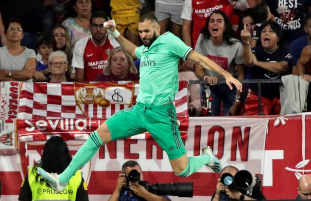 Benzema proradio, Real slavio u Sevilji! (video)