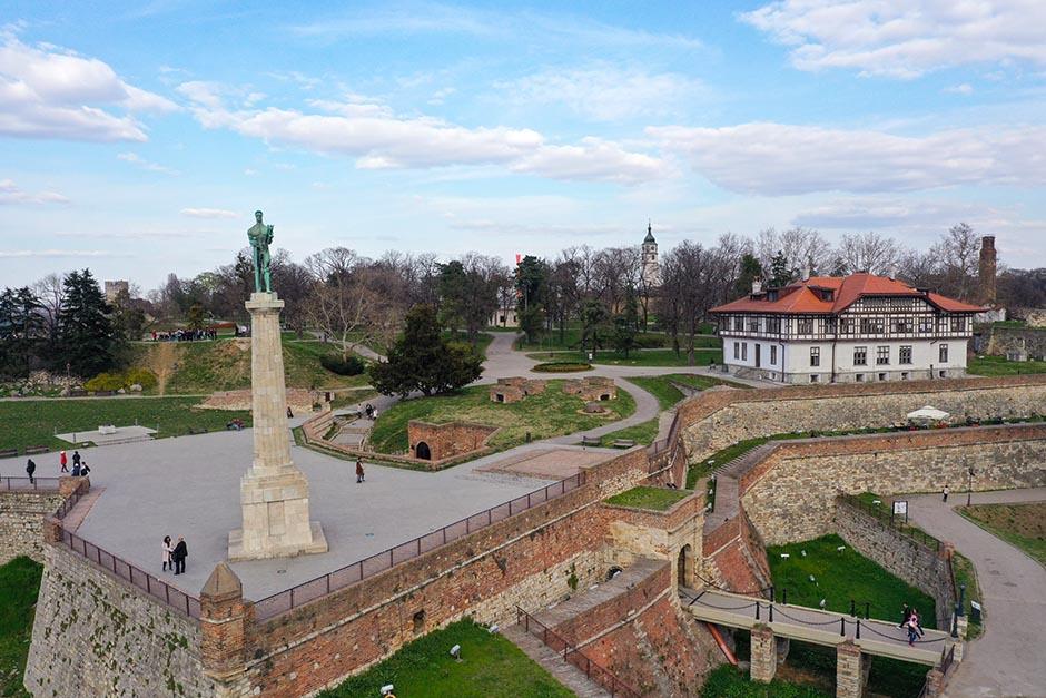 Beograd BEZBEDNIJI u odnosu na druge gradove Evrope
