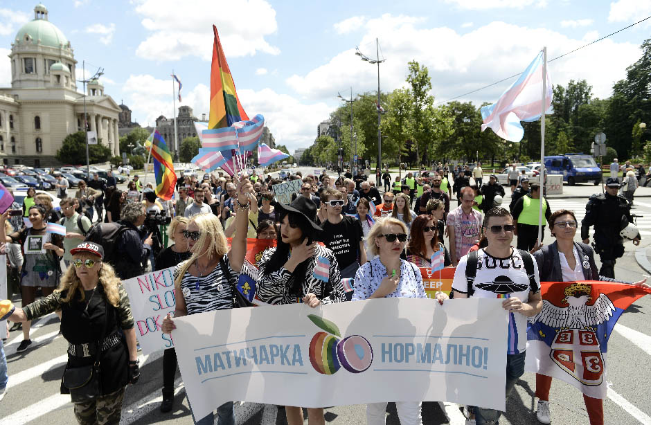 Beograd domaćin i EU Parade ponosa?Šetnja 15. septembra