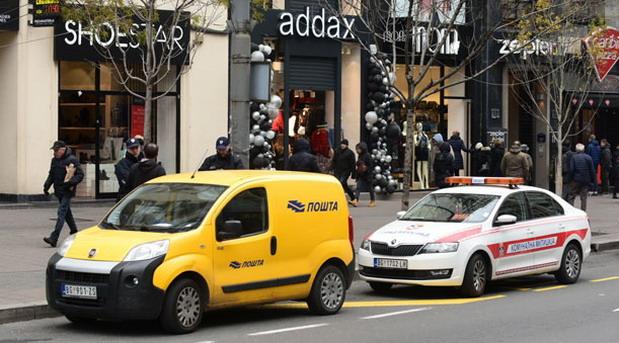 Beograd: Nova oprema lovi nepropisno parkirane