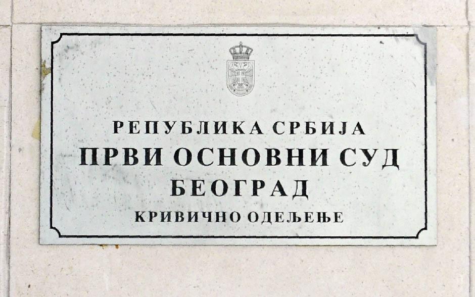 Beograd: OBUSTAVLJENA parničenja u Prvom osnovnom sudu