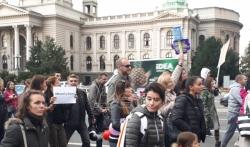 Protest trudnica i porodilja: Zakon je ponižavajući, nedopustiv i diskriminatorski