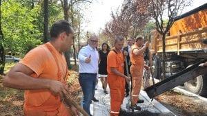 Beograd: Završava se rekonstrukcija Ulice 27. marta, saobraćaj sutra