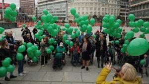 Beograd će biti obojen zelenom bojom povodom Svetskog dana cerebralne paralize