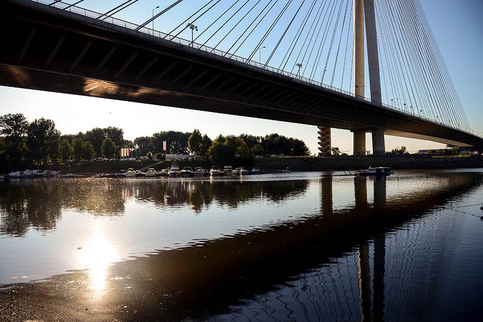 Beograd dobija NOVI most - za bicikliste i pešake