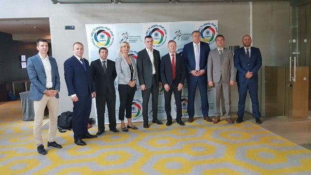 Beograd hoće Gimnazijadu 2022.