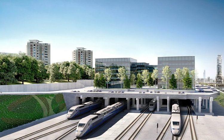 Beograd kao svetska metropola, Prokop gotov do 2024. godine. Aprilililiiii