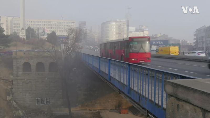 Beograd ne opravdava svoje ime, posebno zimi