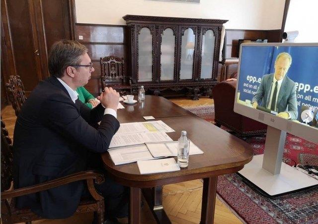 Beograd očekuje važne posete u vezi sa Kosovom i Metohijom, ali niko neće naređivati rešenje