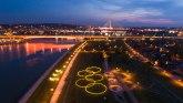 Beograd zasijao olimpijskim sjajem FOTO/VIDEO