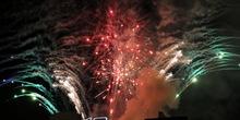 Beograđani dočekuju Srpsku novu godinu uz vatromet