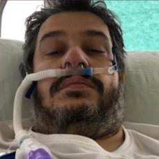 Beograđanin iz bolnice upozorava: Ako primetite ovaj simptom korone HITNO se javite lekaru! (FOTO)