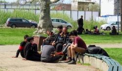 Beogradska policija prebacila 23 migranta u kamp u Obrenovcu