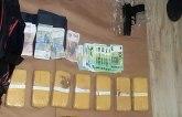 Beogradska policija zaplenila više od pet kilograma heroina: Pronađeni i revolveri, škorpion, eksploziv FOTO