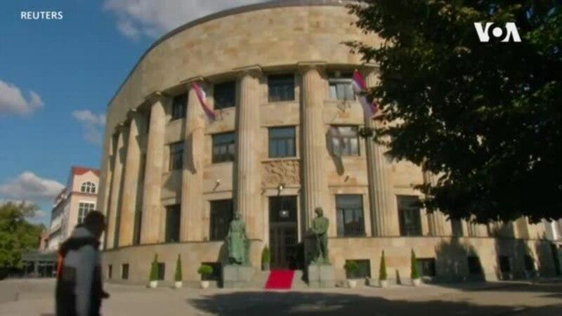 Beogradska reagovanja na krizu u BiH