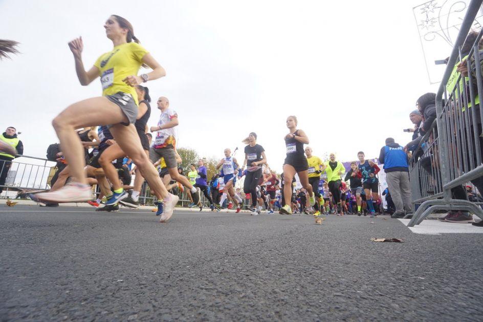 Beogradski maraton formirao Medicinski tim