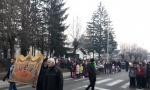 Beranci ne prestaju sa mirnim protestima: Ponovo kilometarska litija
