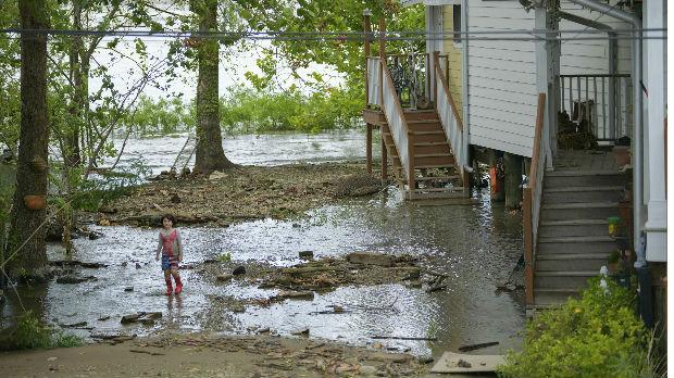 Beri bi mogao da postane uragan, najveća opasnost po Luizijanu