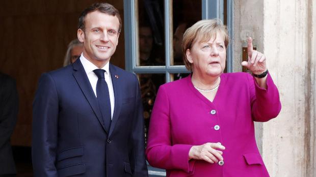 Berlin i Pariz predlažu potpunu perestrojku EU
