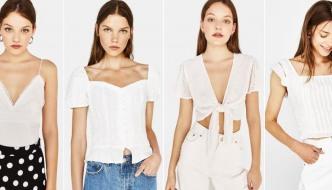 Bershka: 10 bijelih komada za modno savršeno ljeto