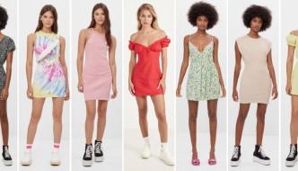 Bershka: Kratke haljinice i kombinezoni za vruće ljeto