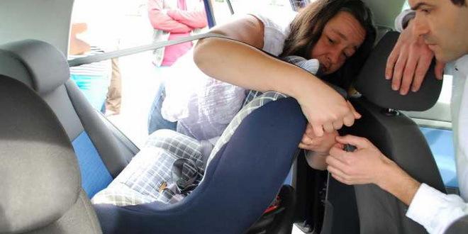 Besplatna auto-sedišta za 65 beba u Zrenjaninu