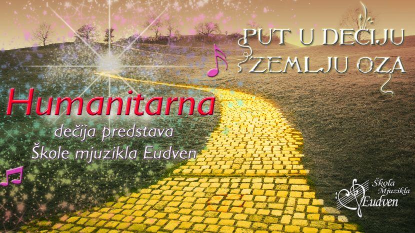 Besplatni Humanitarni mjuzikl za decu!
