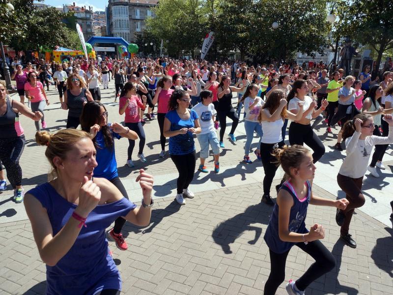 Besplatni treninzi aerobika, fitnesa i bodibildinga za žene u Vranju