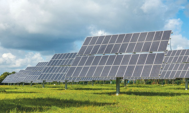 Bespovratna sredstava za ugradnju solarnih panela u poljoprivredi
