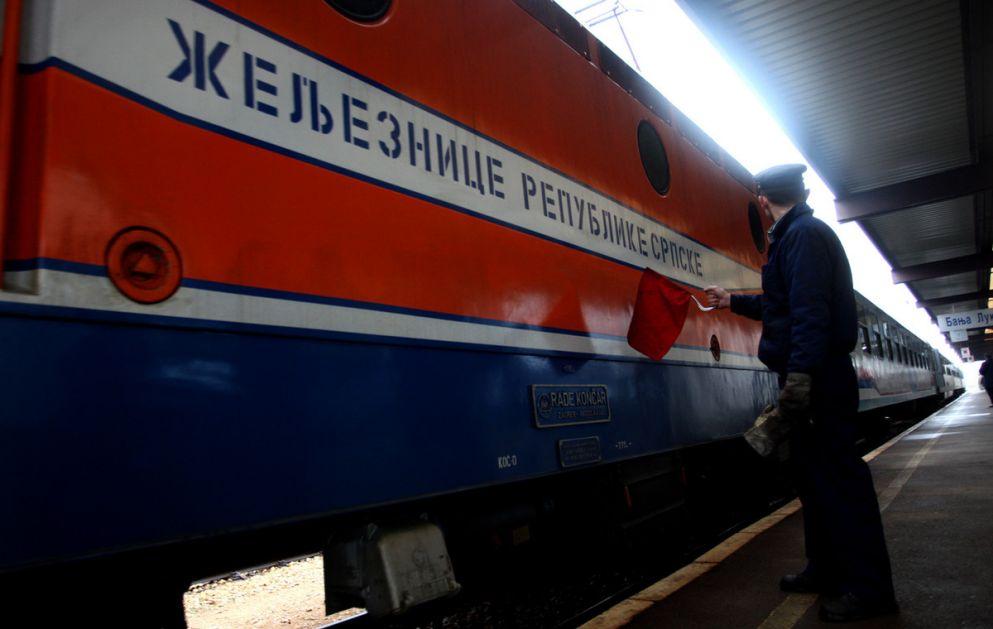 """Bez Svjetske banke """"Željeznice Srpske"""" u gubitku 15 miliona maraka"""