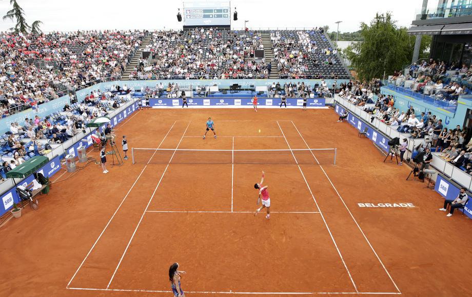 Bez domaćih duela na startu Serbia opena; Beograd dobio još jednu licencu ATP turnira