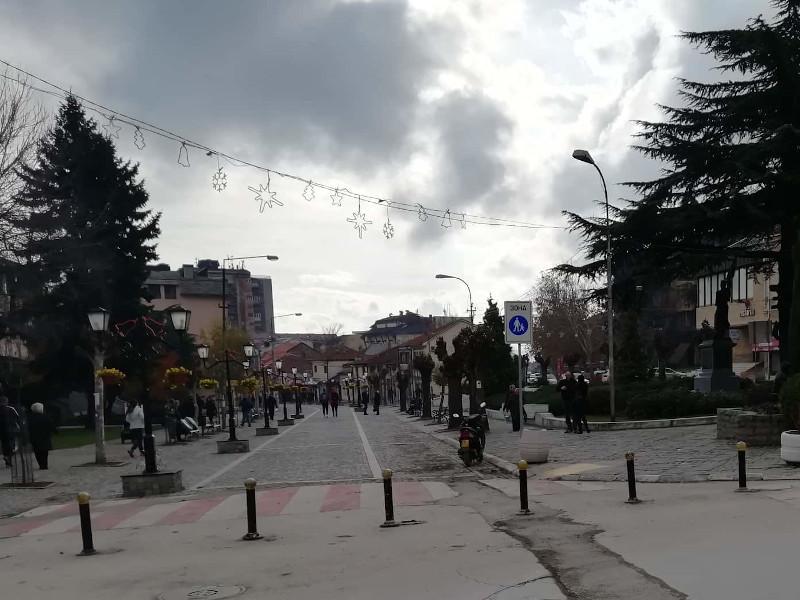 Bez organizovanog dočeka Nove godine u Pčinjskom okrugu