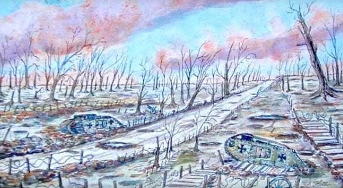 Bez ponude na aukciji za Hitlerove akvarele
