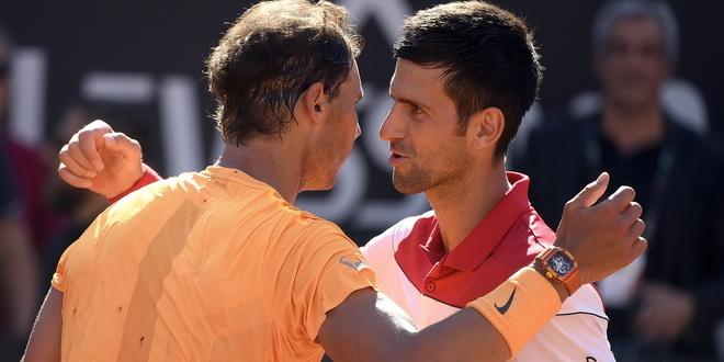 Bez promena na vrhu ATP liste, čeka se Pariz i trka Đokovića i Nadala