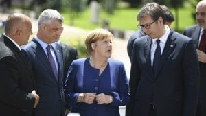Bez susreta Vučića i Tačija u Parizu