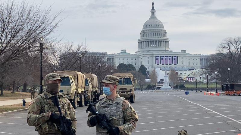 Više pripadnika Nacionalne garde povučeno sa dužnosti pre inauguracije