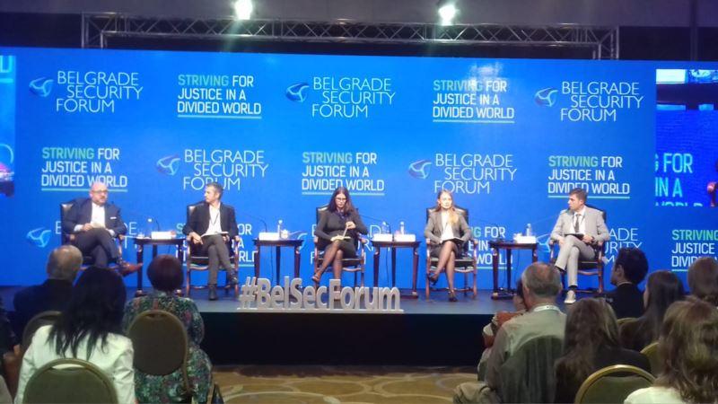Bezbednosni forum: Bez evropske perspektive nema budućnosti dijaloga Beograda i Prištine