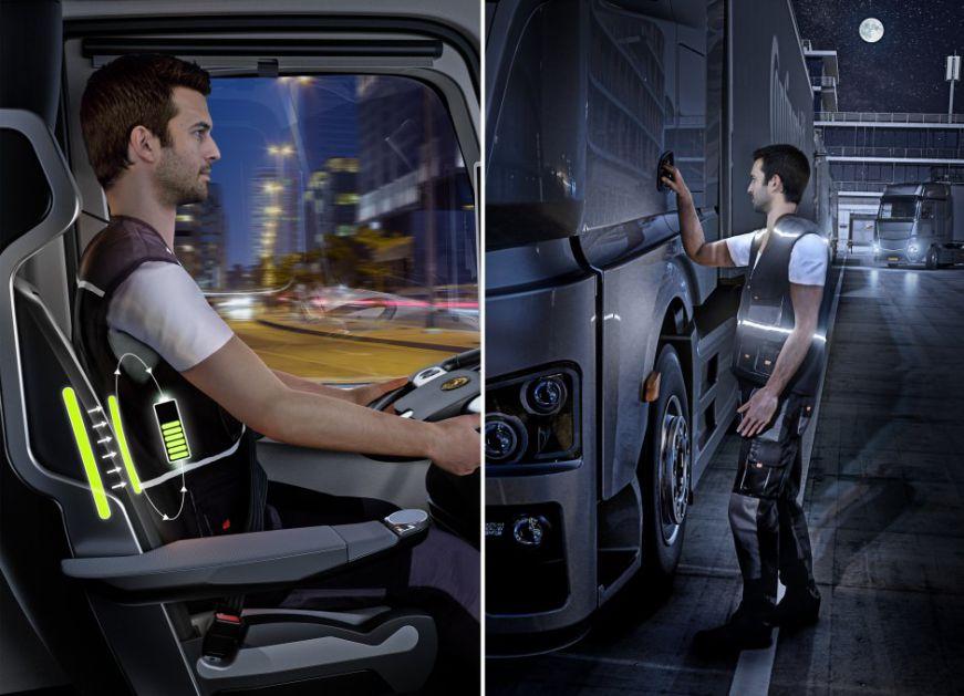 Bežični punjači u vozilima mogu da pune i odeću (VIDEO)