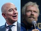 Bezos i Brenson ipak nisu astronauti, tvrdi NASA