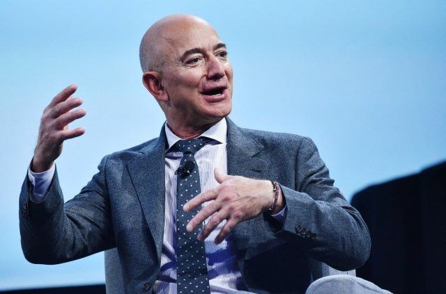 NASA rekla ne - Bezos ne prihvata