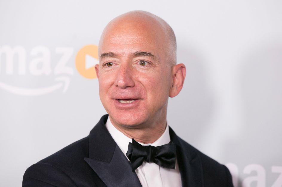Bezos više nije najbogatiji čovjek na svijetu