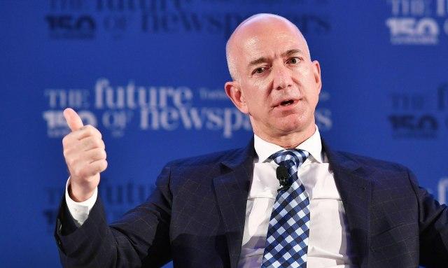 Bezos otkrio tajnu: Kako su od knjižare postali najbogatija kompanija na svetu