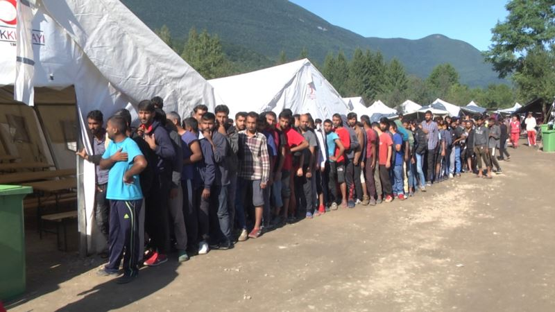 Bh. ministar i šef Delegacije EU razgovarali o migrantskoj krizi