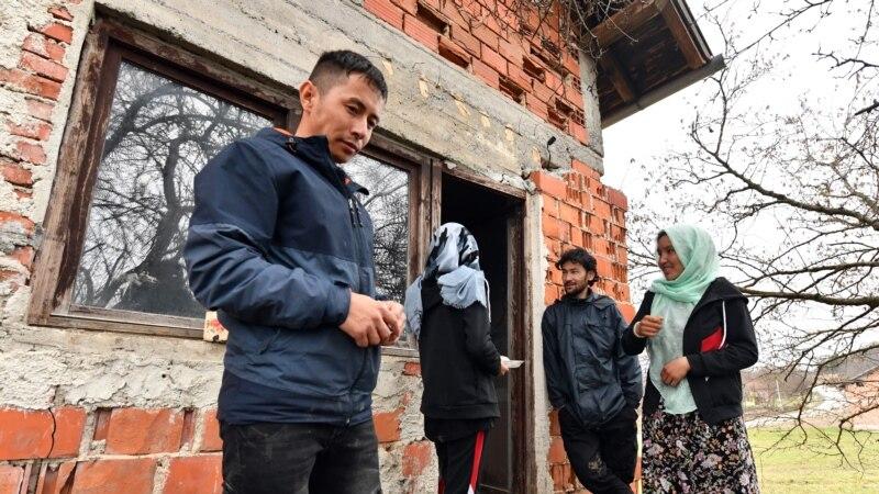 BiH: Devet migrantskih porodica sa 19 djece izmješteno u centre