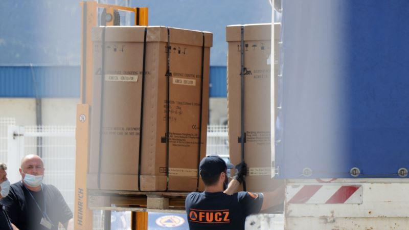 BiH: Stiglo preostalih 20 respiratora koje je uvezla firma FH Srebrena malina