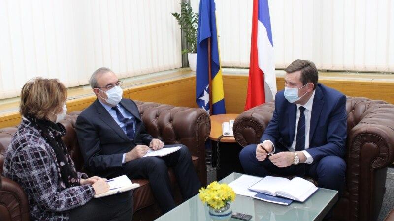 BiH i Turska 16. marta potpisuju sporazum o infrastrukturnim projektima