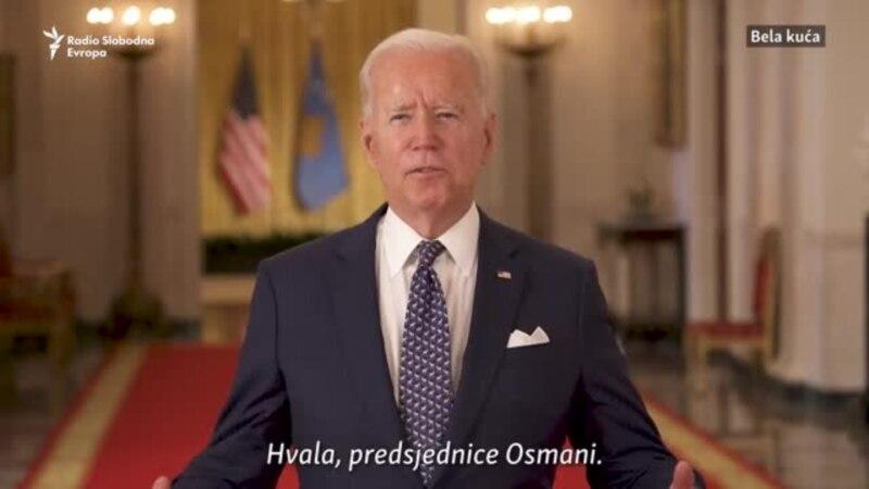 Biden: Beau je srčano radio na Kosovu, zaljubio se u tu zemlju