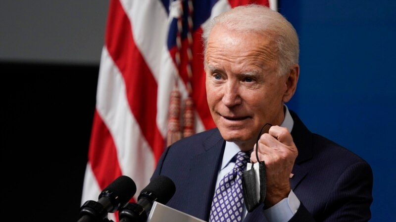Biden kaže da nikada neće priznati aneksiju Krima