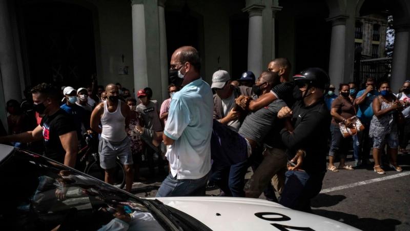 Biden najavio nove sankcije Kubi